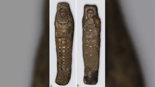 400年以上前に見つかったミイラ