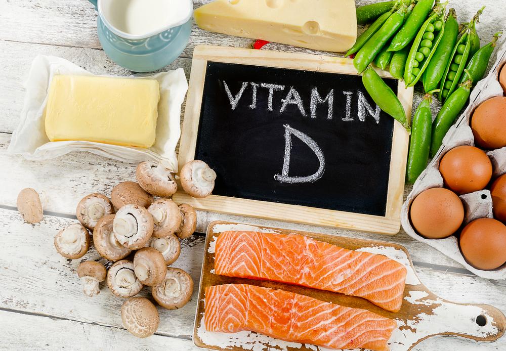 ビタミンDの摂取で発がん率が下がる?
