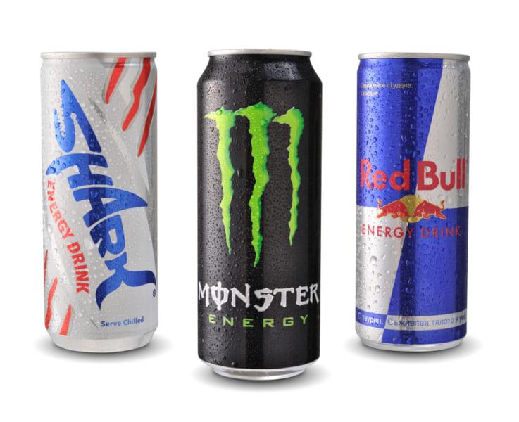 エナジードリンク(カフェイン)の過剰摂取も人間にとっては危険。