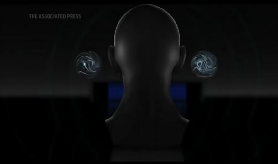 SoundBeamerはヘッドホンとも異なる未知の感覚