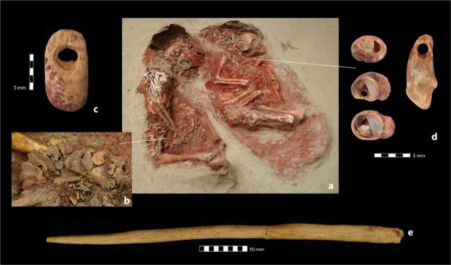 約3万年前に亡くなった「一卵性双生児の遺骨」を発見! 考古学史上、最古の双子