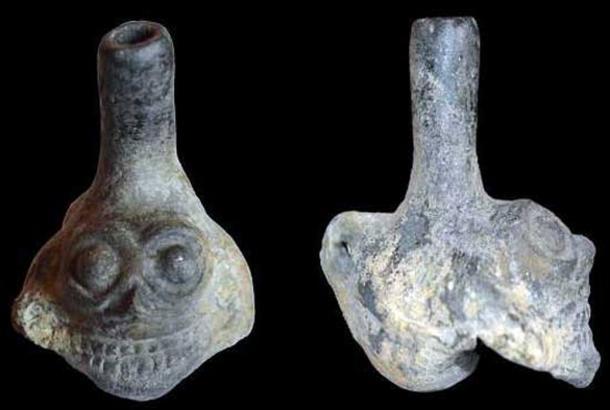 遺跡から見つかった「死の笛」