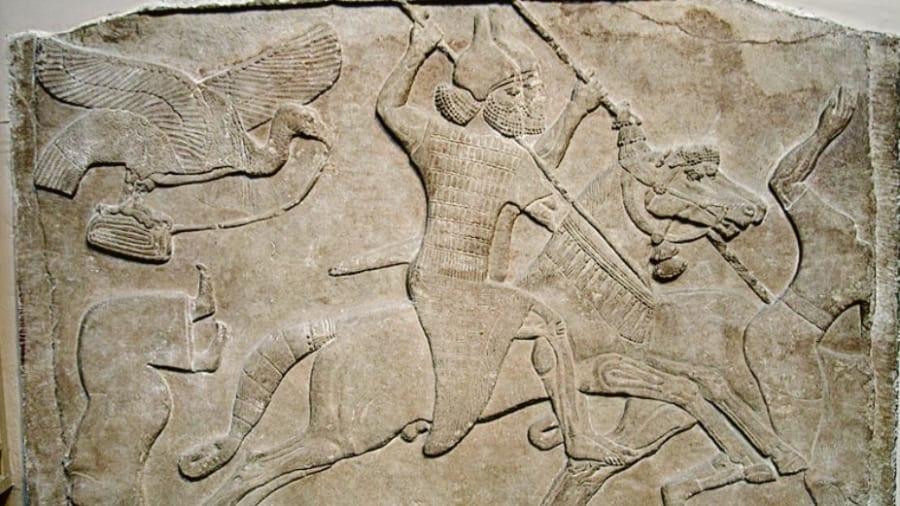 """「殺した相手の幽霊が見える」PTSDの最初の記録が""""3000年前の粘土板""""に記録されていた"""