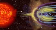 磁場は地球のバリア