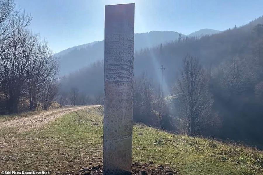 ルーマニアのモノリス