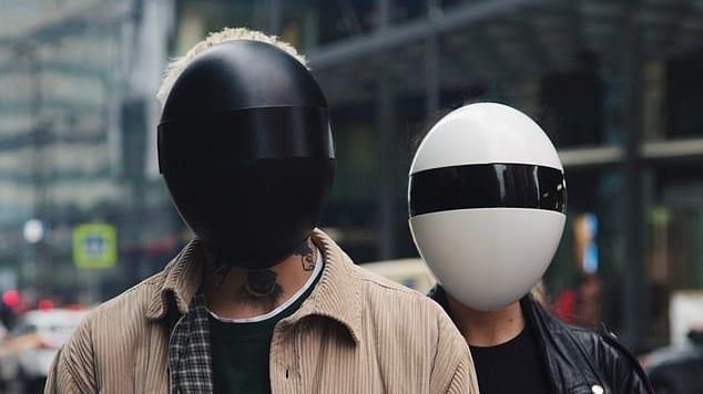 フルフェイスマスク「BLANC」