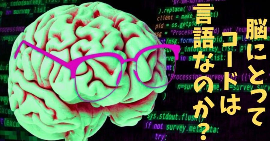 優秀なプログラマーは万能な脳をもっているかもしれない!