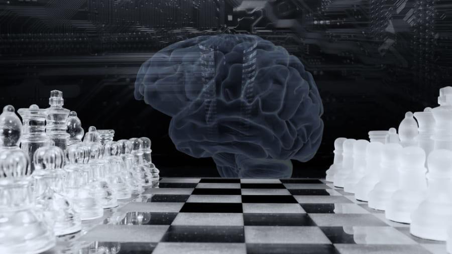 ゲームのルールを一切教えなくても「自ら学んで戦えるAI」が開発される!