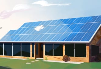 ソーラーパネルはどうやって電気を生み出しているのか?