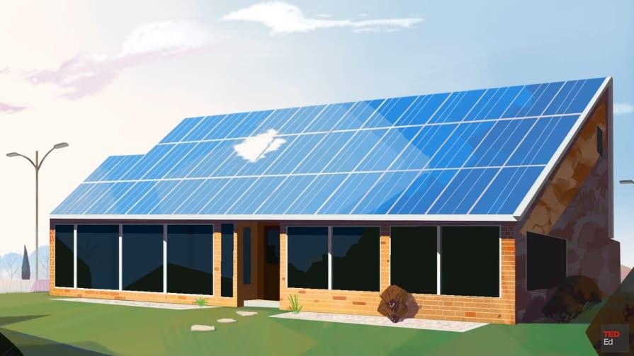 意外と知らない「ソーラーパネルの仕組み」 太陽光はどうやって電気に変換されているのか?