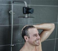 シャワー中でも手軽に音楽を楽しめる