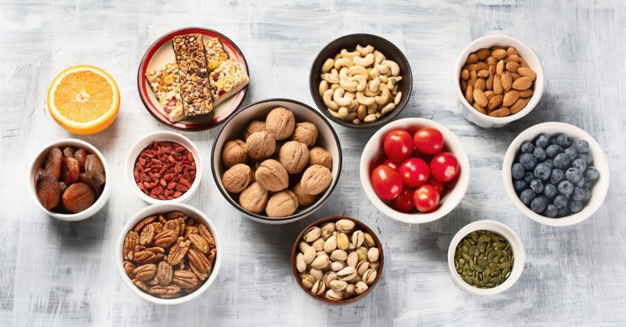 特定の食品の効果ではなく、全ての中から効果があるものを探す