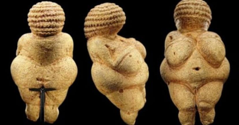 「太ったヴィーナス像」に込められた真の意味が判明! 寒い地域の像ほど太っていた理由とは?