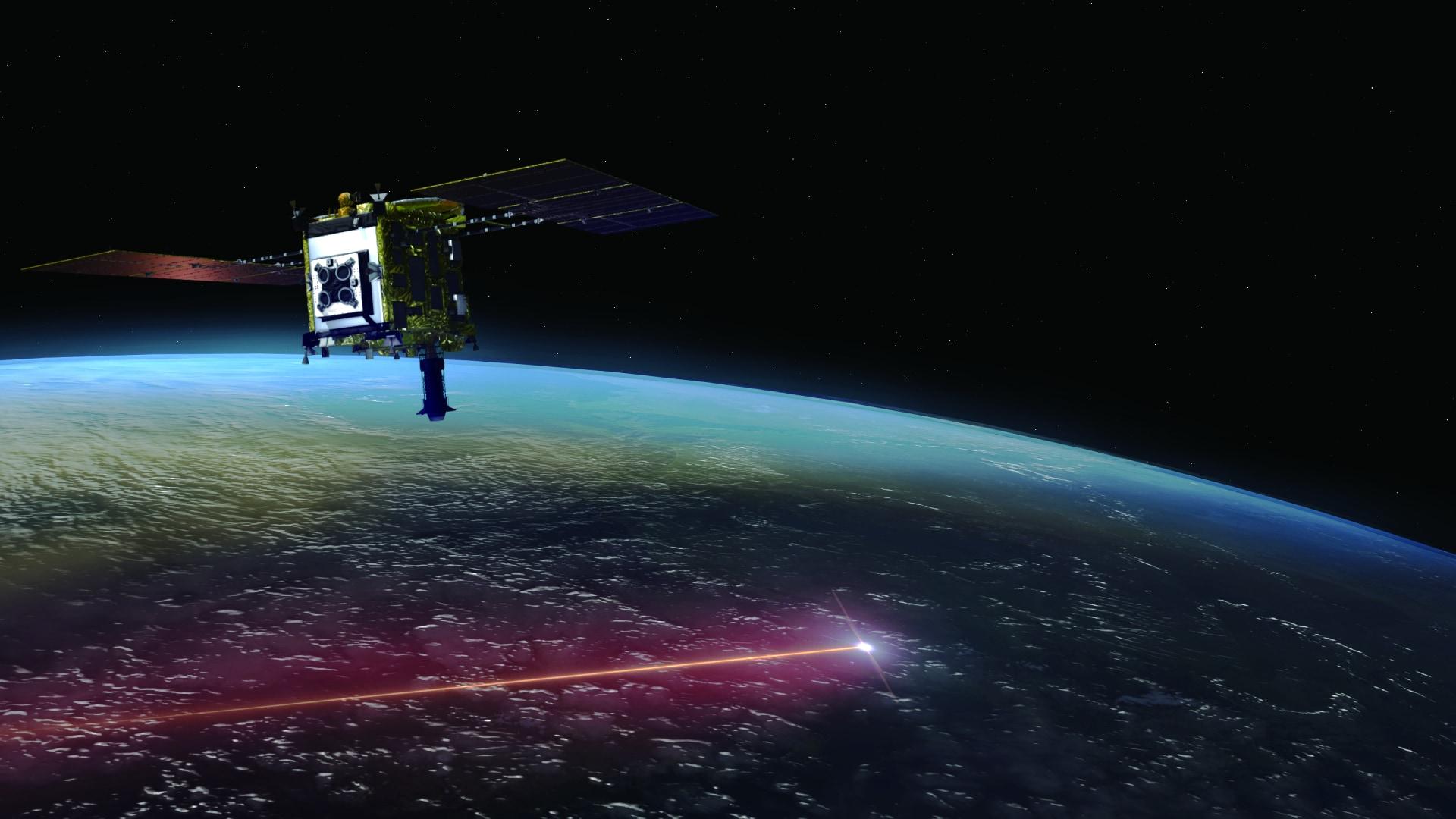 はやぶさ2の地球帰還とカプセル分離。