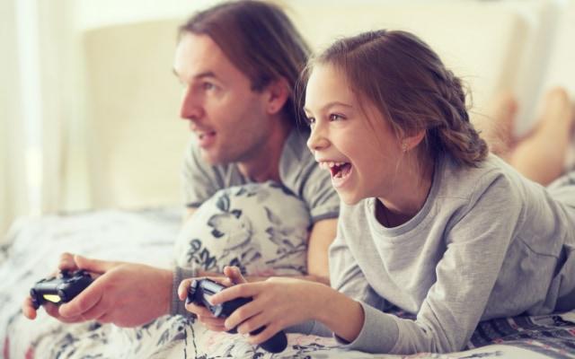 ゲームは現実にはない豊かな経験をさせてくれる側面もある。