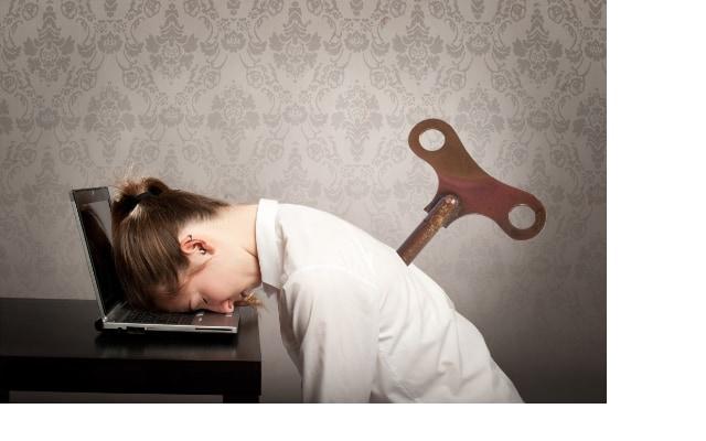 機械が睡眠不足になるとはどういうことなのか?