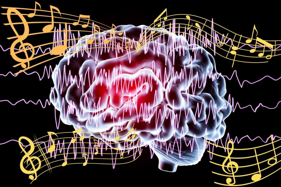 「脳波から人間の聞いている音楽を当てるAI」を開発成功 脳内盗聴技術が実現する可能性あり?!