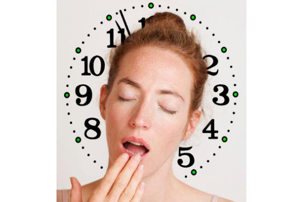 体内には1日のリズムを調節する時計がある。