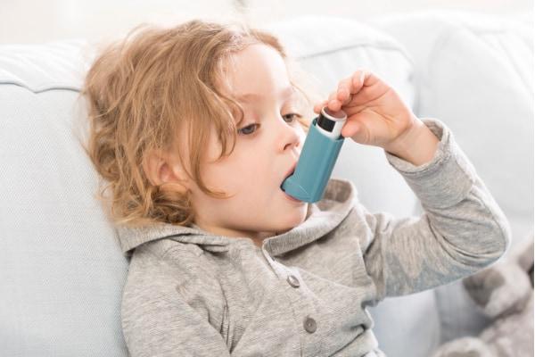 喘息は主に子どもに多く見られ、多くの国で問題になっている。