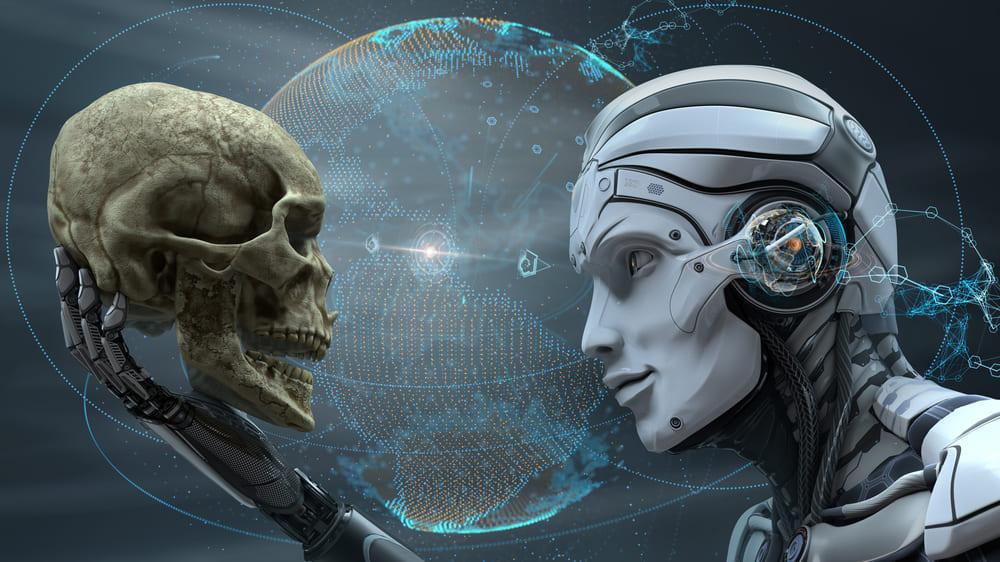 死者に成り代わって会話するチャットボット