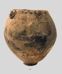 ギリシャ地方で見つかった酒壺