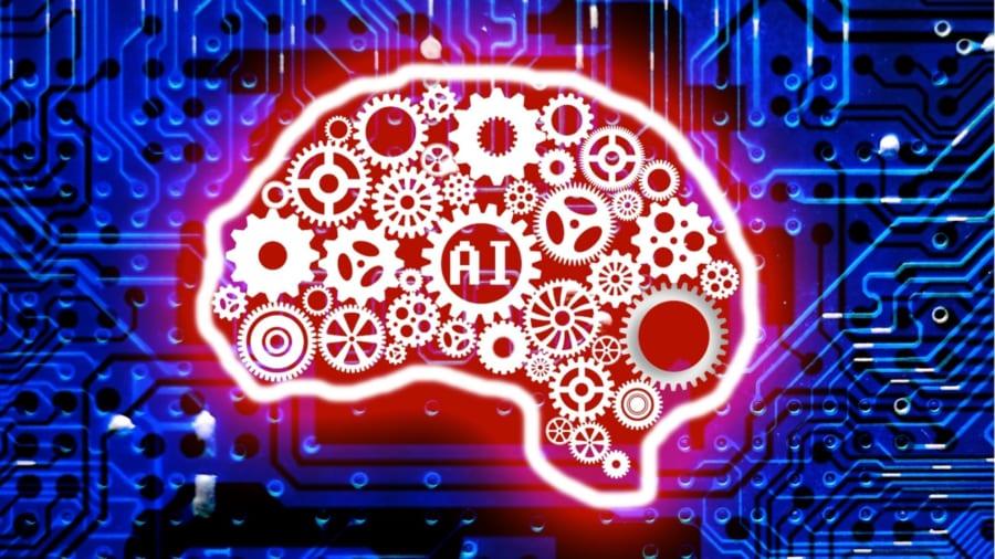 ニューラルネットワークは人間の脳に模倣した神経回路を仮想空間でシミュレートしたもの