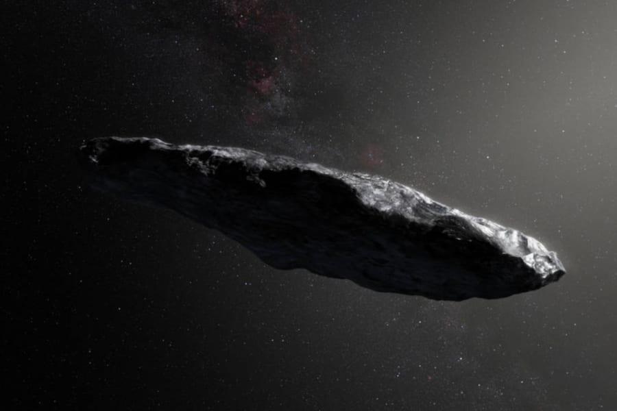 太陽系外から来た天体「オウムアムア」は異星人の文明が起源? ハーバード大学の天体物理学者が主張