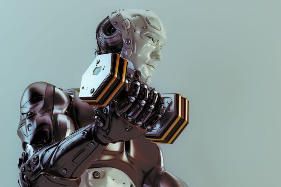 運動するほど強くなる「人工筋肉素材」が開発される ロボットもトレーニングする時代がきた?