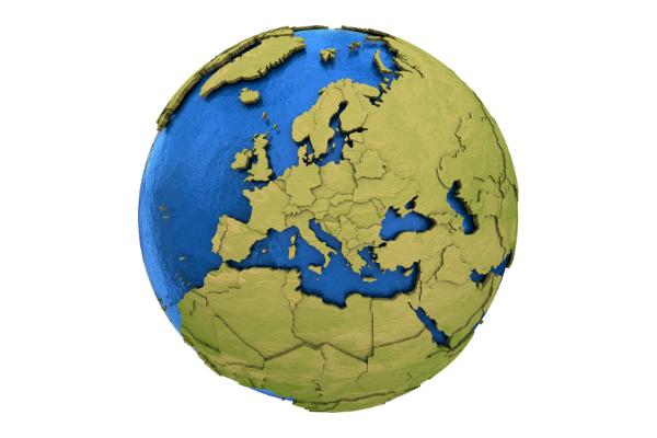 大陸は地球の進化とともに移動を繰り返している。