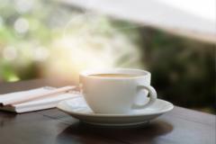 運動の前には、ぜひ濃いコーヒーを