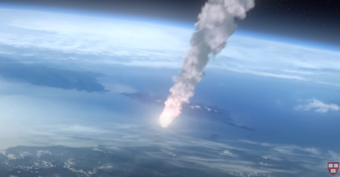 恐竜を絶滅に追いやった隕石はどこからやってきて、なぜ地球に落ちたのか?
