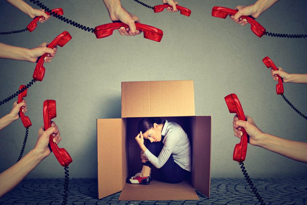 電話恐怖症の原因と解決策