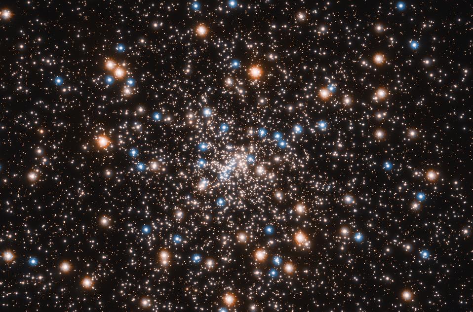 地球にもっとも近いとされる球状星団NGC6397