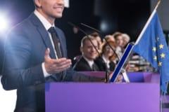 新たな研究によるとスピーチの信頼性は、声のピッチ、速度、抑揚の付け方で決定される。