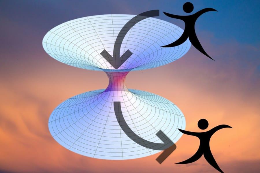 人に安全な「ワームホール航法」の基礎理論が発表される