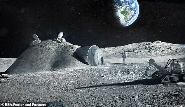 2030年までに「月の村」を建設開始