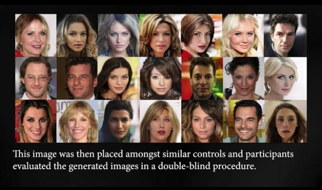 理想の顔画像を混ぜ込む