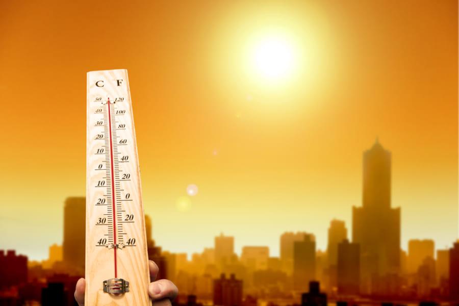 2100年では夏が6か月も続くかもしれない