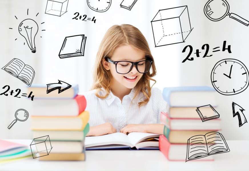 数学も読書によって鍛えられると判明