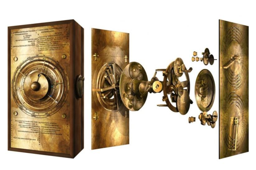 世界最古のコンピュータ「アンティキティラ島の機械」の失われたメカニズムを復元!