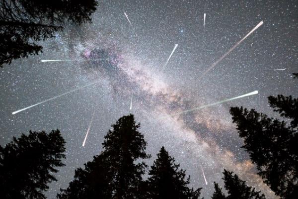 地球には毎年5200トンの「宇宙のチリ」が降り注いでいた