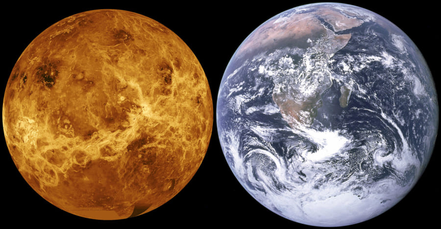 金星は地球と多くの類似点を持つが、基本的な特性は謎のままだ