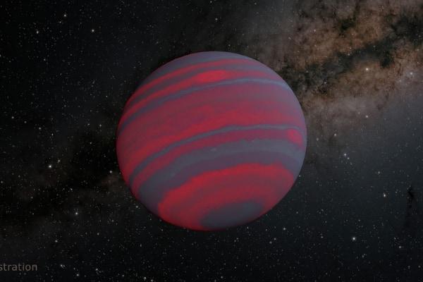 「1日が1時間」最速の自転速度をもつ褐色矮星は、なぜかみんな同じ速度になっていた