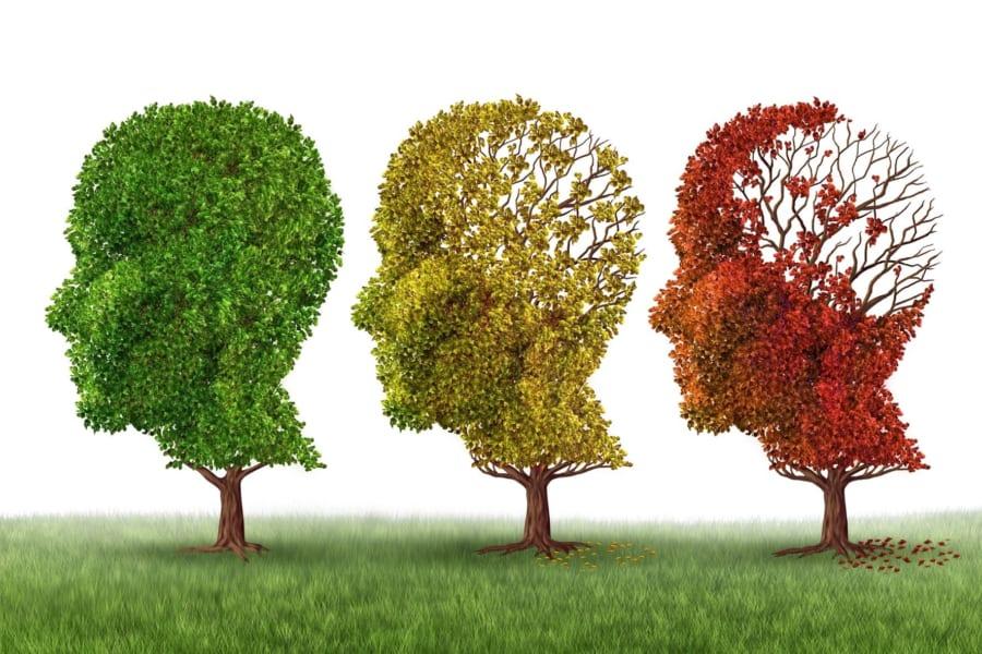 快楽の神経細胞が死滅する早期認知症が、誤って「うつ病」と診断されていたかもしれない