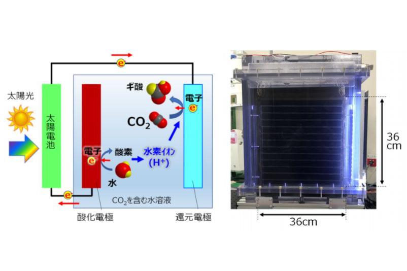 太陽光で二酸化炭素を燃料に! トヨタが「人工光合成」の最高効率を更新