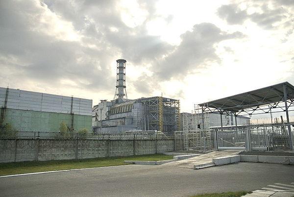 チェルノブイリ原子力発電所(2007)