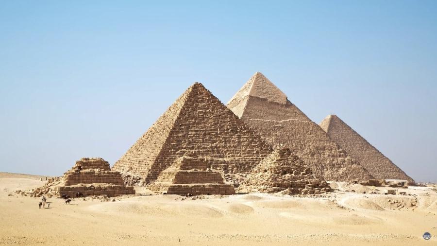 ピラミッドはどうやって作られたのか?