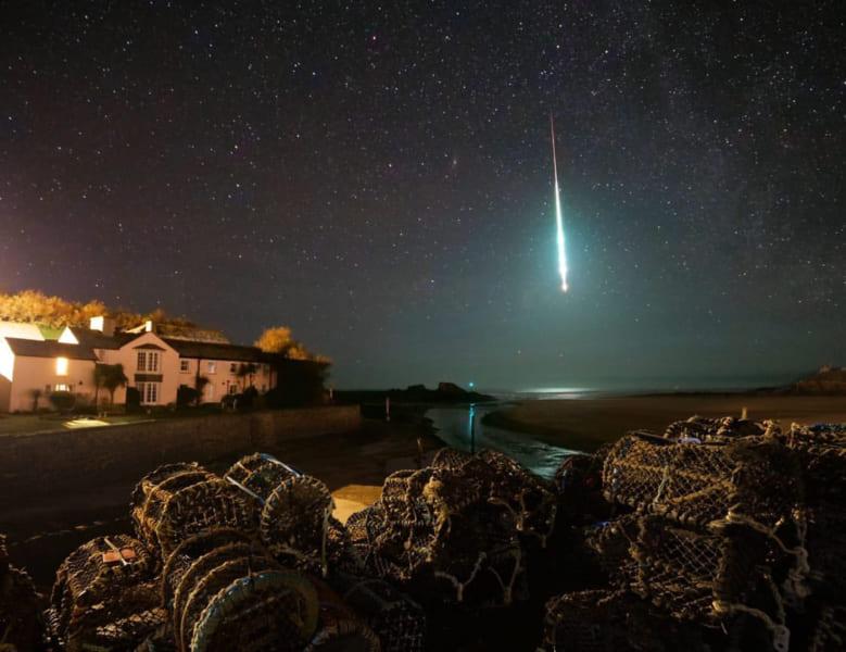 地球に降り注ぐ隕石などの合計は年間4万トン以上。