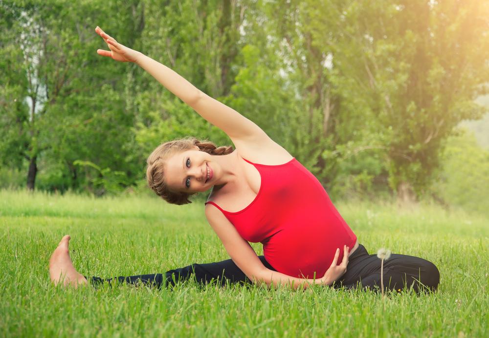 妊娠中の運動は、将来、子供の健康に繋がる