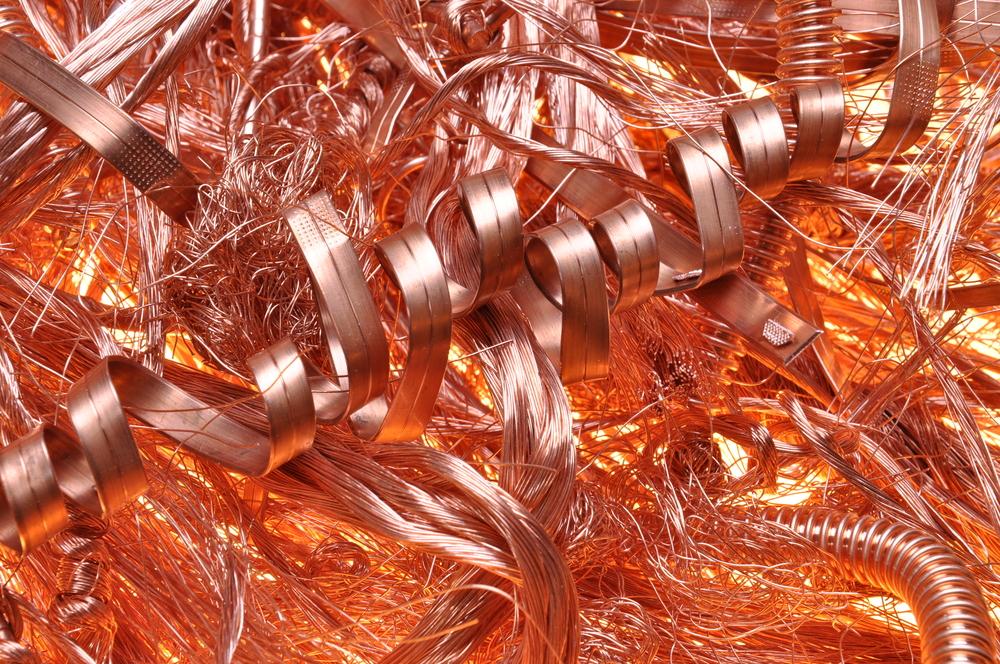 硫酸銅を安全に銅に変換するバクテリアが発見された